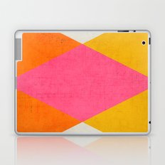 summer triangles Laptop & iPad Skin