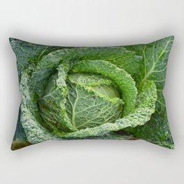 Nature's Fold Rectangular Pillow