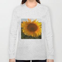 love yellow Long Sleeve T-shirt