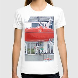 Lifeboat Trainer T-shirt
