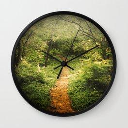 The Beckoning Wall Clock