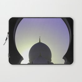 Sheikh Zayed Mosque Laptop Sleeve