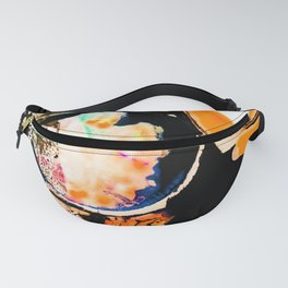 Ecstasy Dream No.27n by Kathy Morton Stanion Fanny Pack