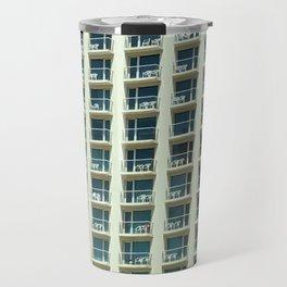 Tel Aviv - Crown plaza hotel Pattern Travel Mug