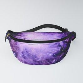 Orion nebUla. : Purple Galaxy Fanny Pack