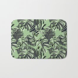 Leaf fall IV Bath Mat