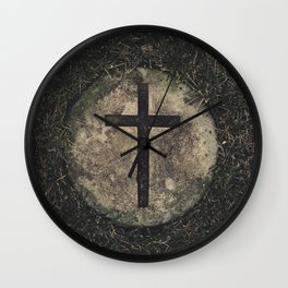Iconography Wall Clock