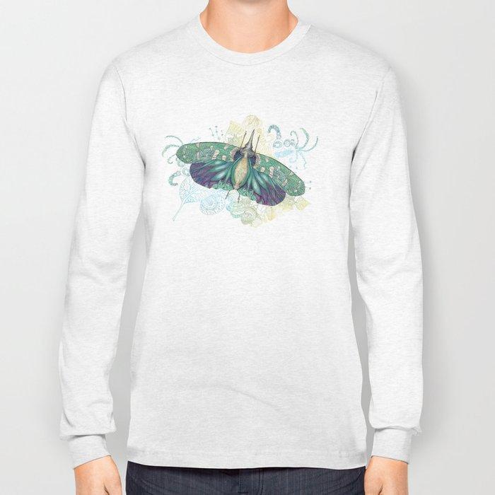 Hotinus Maculatus  Long Sleeve T-shirt