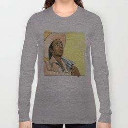 Blazing Saddles #1 Long Sleeve T-shirt
