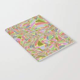 Trippy-Fairytale colorway Notebook