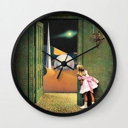 Prophetic Vision Wall Clock