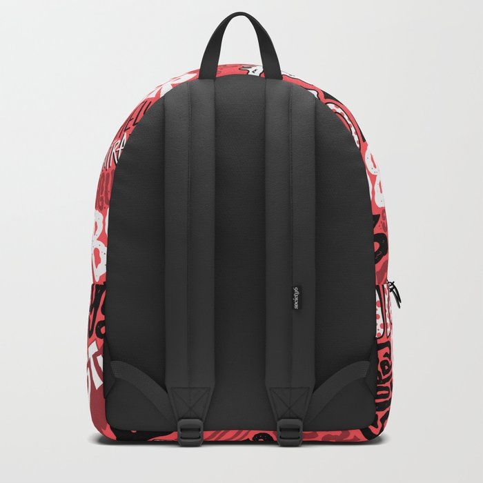 Trump's insults Backpack