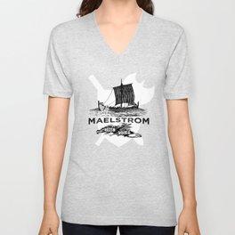 Maelstrom Design Unisex V-Neck
