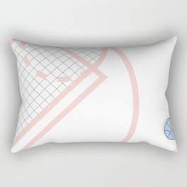 Miss Venice Rectangular Pillow