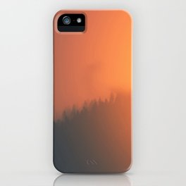 Dusk Dreaming iPhone Case