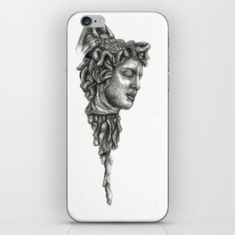 The Head of the Snake iPhone Skin