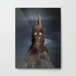 King of The Chollas. Metal Print