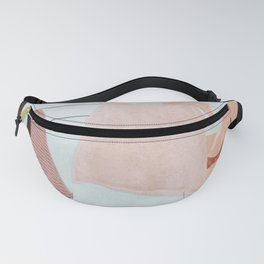 Hanging Clothes Fanny Pack
