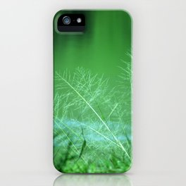 Down by the River iPhone Case