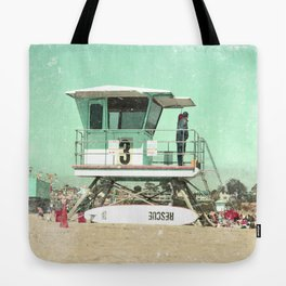 Lifegaurd Tote Bag