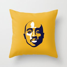 All Eyez On Me Alternative Art Throw Pillow