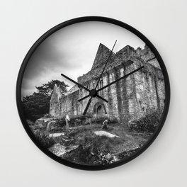 Muckross Abbey Wall Clock