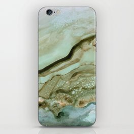 The Waves Come Crashing iPhone Skin