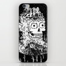 DIE TOLCHE iPhone & iPod Skin