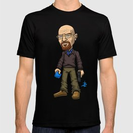 Heisenberg Cartoon T-shirt