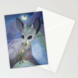 The Thief and the Fledgling Stationery Cards