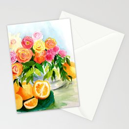 Lidy's Flowers Stationery Cards