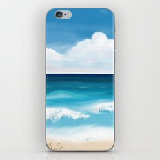 digital sunshine iPhone & iPod Skin