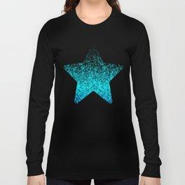 Glitter Dust Background G162 Long Sleeve T-shirt