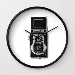 Digital Darkroom Wall Clocks Society6