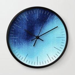 BLUR / frost Wall Clock