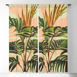 Botanical Collection 01-8 Blackout Curtain