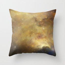 StarCloud#2 Throw Pillow