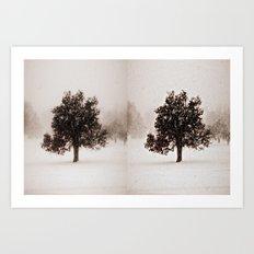 The Loner II Art Print