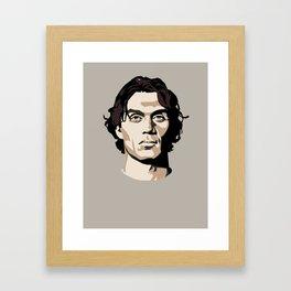 Paolo Maldini Framed Art Print