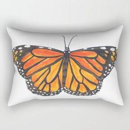 Monarch Butterfly Rectangular Pillow