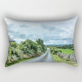 The Rising Road, Ireland Rectangular Pillow