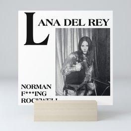 NORMAN F***ING ROCKWELL Mini Art Print