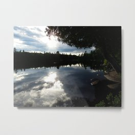 Algonquin Tranquility Metal Print