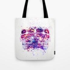 The 4i Skull Universe Tote Bag