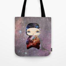 A Boy - Space Tote Bag