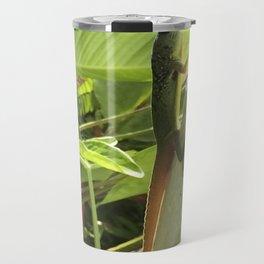 Green Gecko Travel Mug