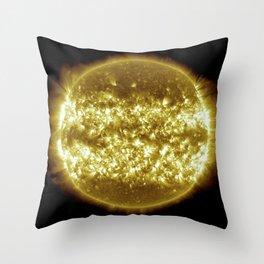 The Sun Throw Pillow