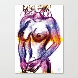 Sexy Ladies 05 Canvas Print