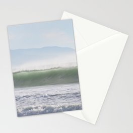 Wave Spray Stationery Cards
