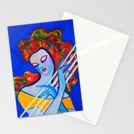 Siren's Harp #society6   #decor   #buyart Stationery Cards